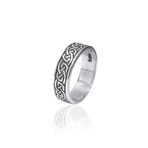 Solid Knotwork Band (Ladies)
