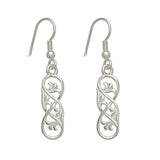 Tree of Life Drop Earrings - Celtic Dawn - Jewellery Arts Crafts & Gifts - 2