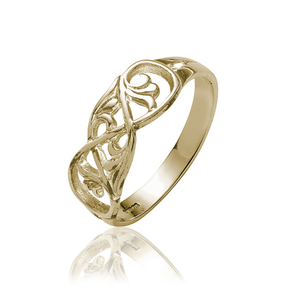 Tree of Life Ring - Celtic Dawn - Jewellery Arts Crafts & Gifts - 1
