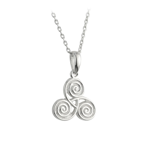 Triscele Pendant - Celtic Dawn - Jewellery Arts Crafts & Gifts  - 1