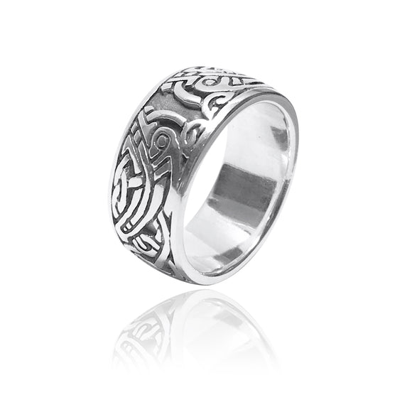 Viking Knotwork Ring