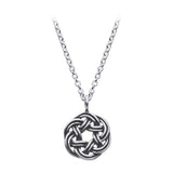 Open Wreath Knotwork Pendant (Small)
