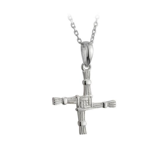 St. Brigid's Cross Pendant (Small)