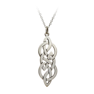 Endless Knotwork Pendant - Celtic Dawn - Jewellery Arts Crafts & Gifts  - 1