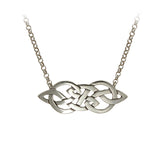 Endless Knotwork Necklace - Celtic Dawn - Jewellery Arts Crafts & Gifts  - 1