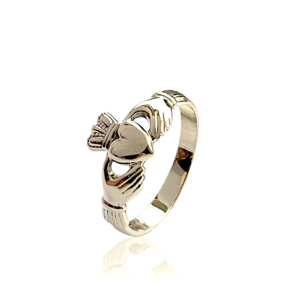Maids Traditional Claddagh Ring