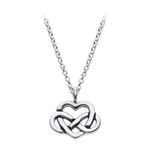 Infinity Love Knot Pendant (Small)
