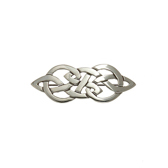 Endless Knotwork Brooch - Celtic Dawn - Jewellery Arts Crafts & Gifts  - 1