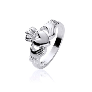 Traditional Claddagh Ring (Ladies)