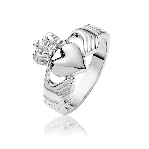 Traditional Claddagh Ring (Gents)