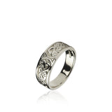 Celtic Serpent Ring (Ladies) - Celtic Dawn - Jewellery Arts Crafts & Gifts - 2