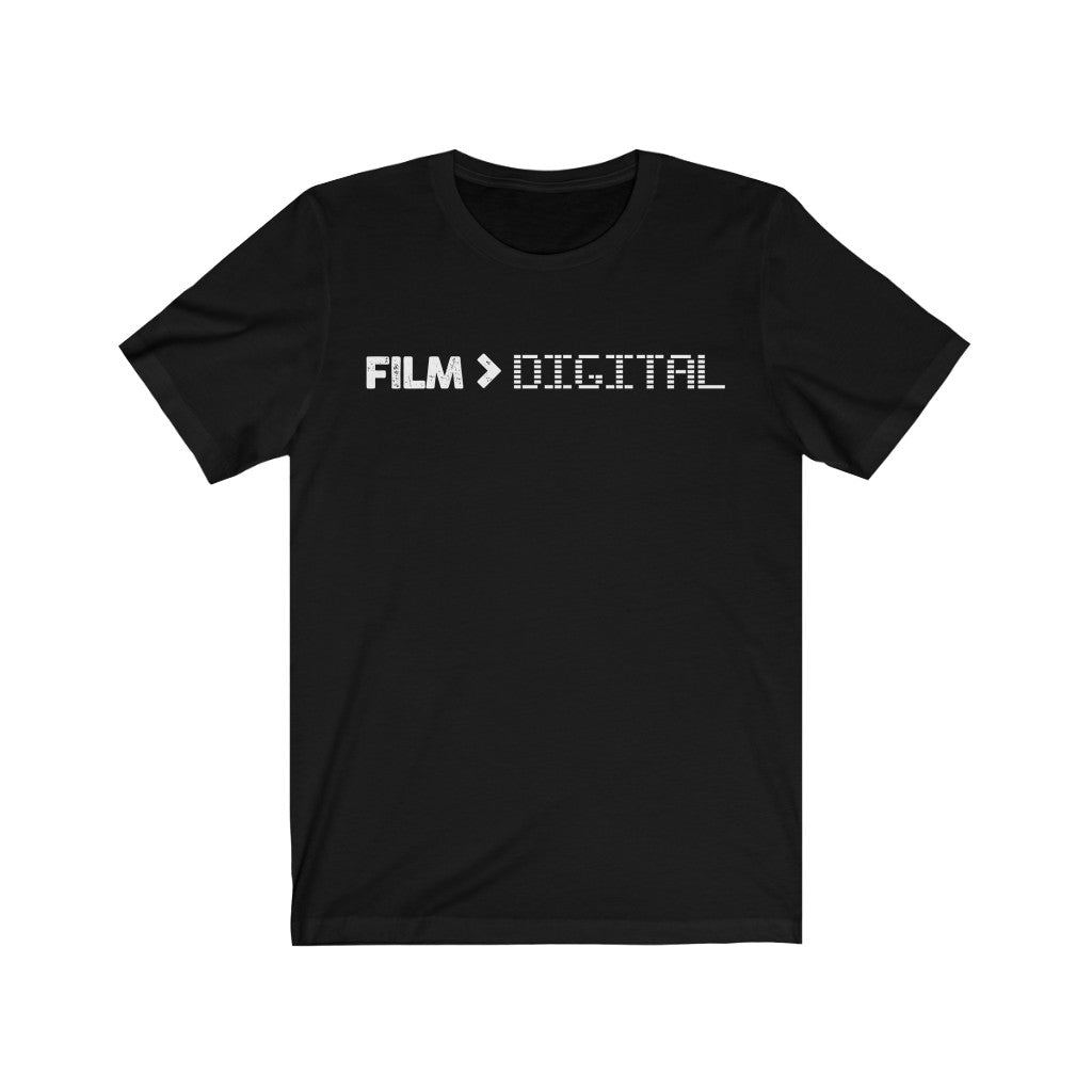FILM > DIGITAL Unisex Short Sleeve Tee