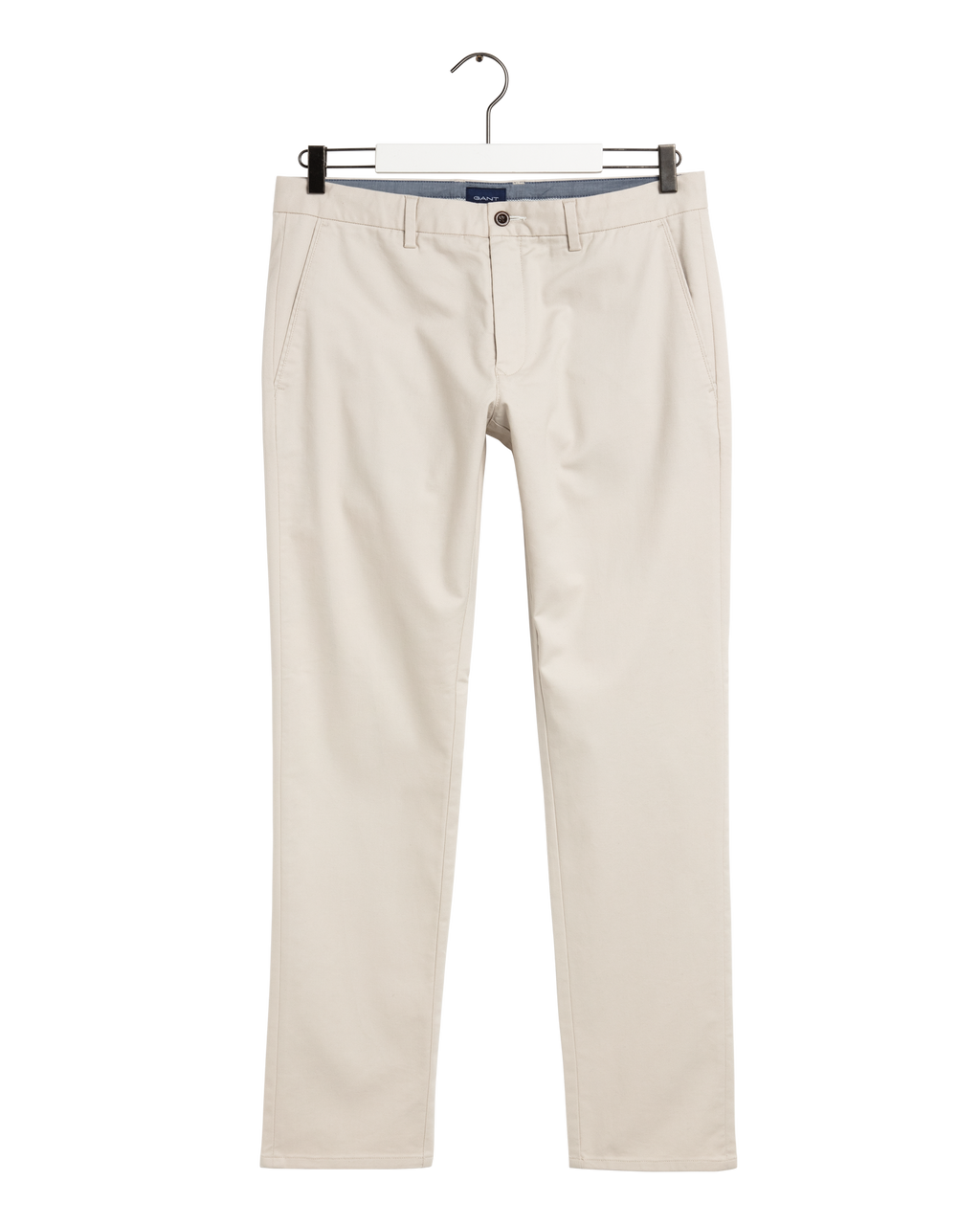 GANT HERR Hallden Tech Prep Chinos Putty