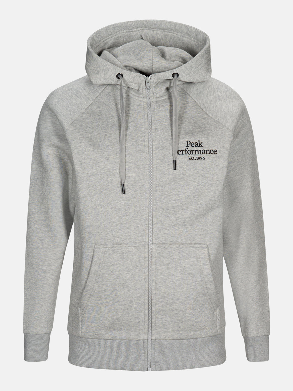 PEAK PERFORMANCE HERR Original Zip Hoodie