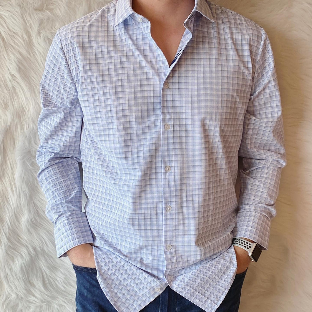Mizzen+Main Leeward Performance Dress Shirt