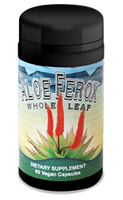 immunologic Aloe Ferox Whole Leaf Capsules