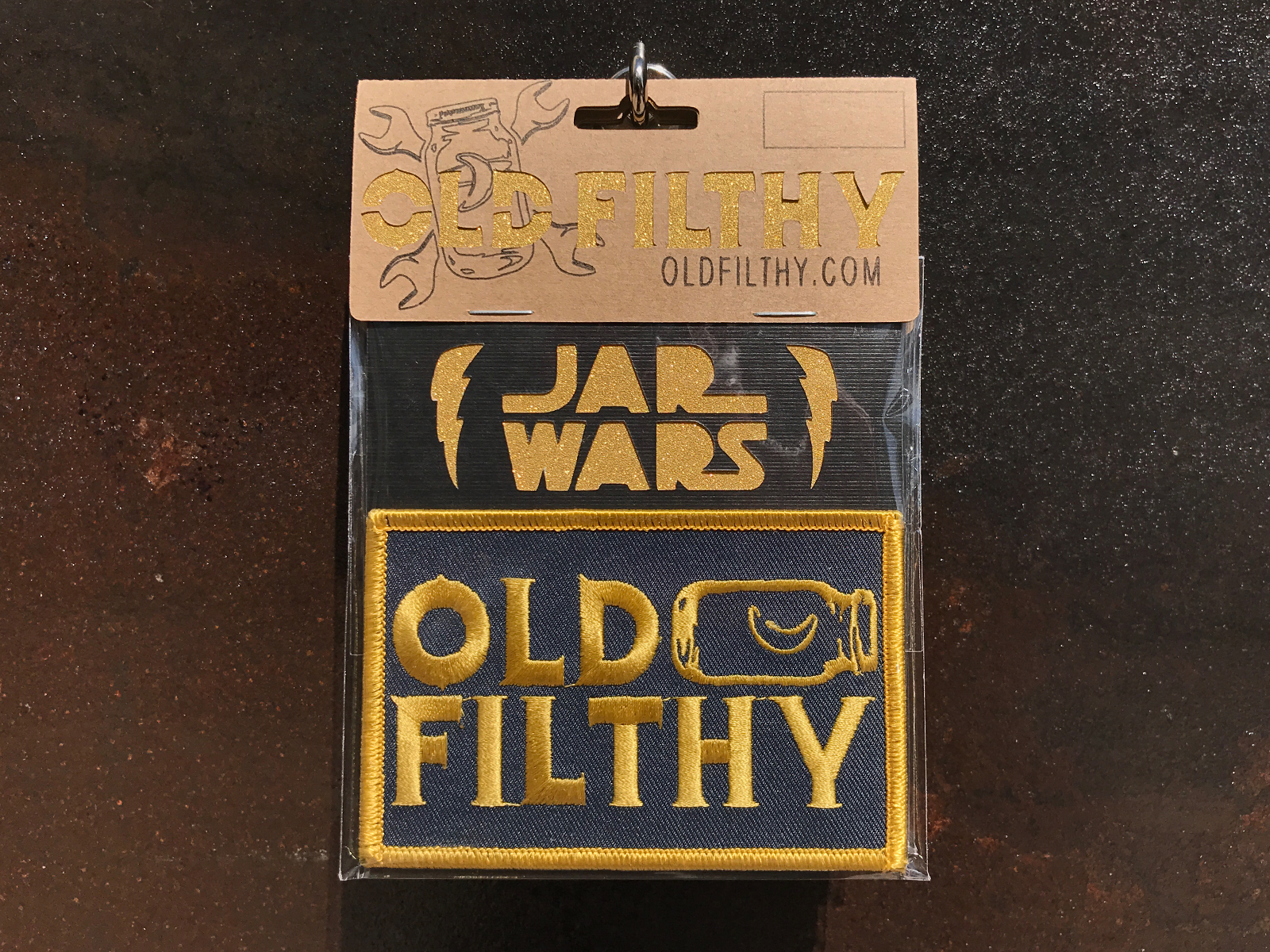 Jar Wars Patch