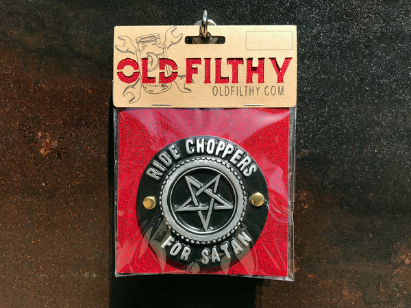 Satan Points Cover Old Filthy Brand