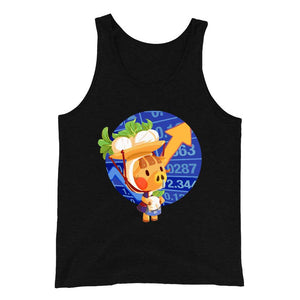 Animal Crossing New Horizons Daisy Mae Stonks Tank Top