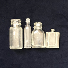 Load image into Gallery viewer, Vintage Glass Bottles