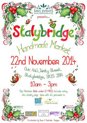 Stalybridge Handmade Market 22nd November