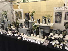 My stall at The Art Market, Holmfirth