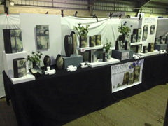 My stall at Potfest in the Pens 2015