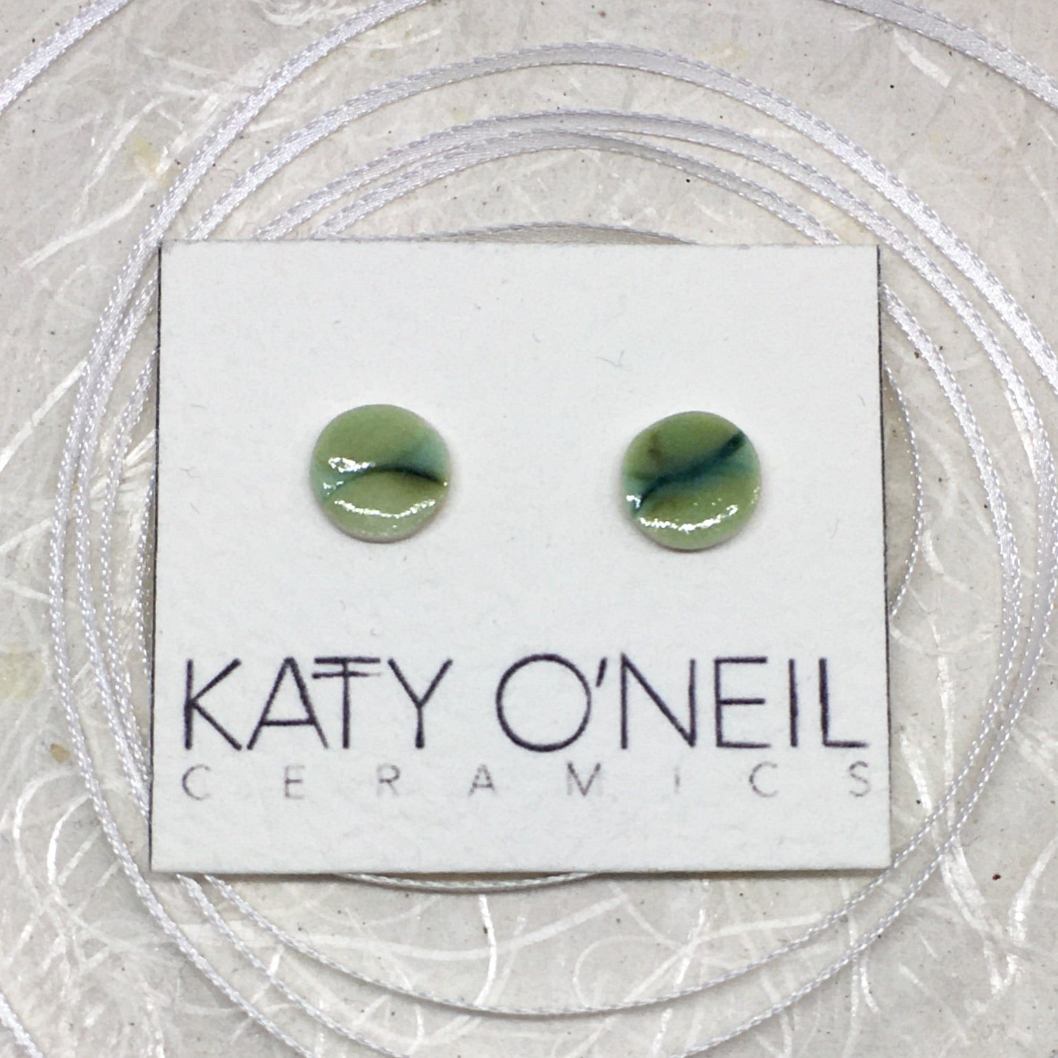 Small Round Earring 26