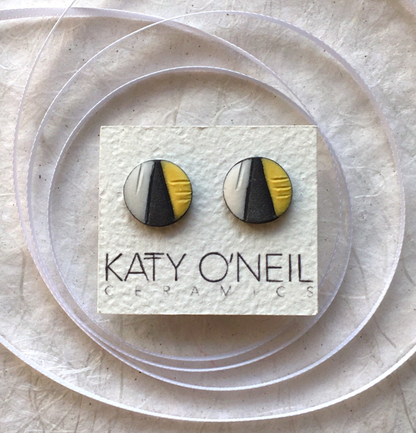 Large Round Earrings 8