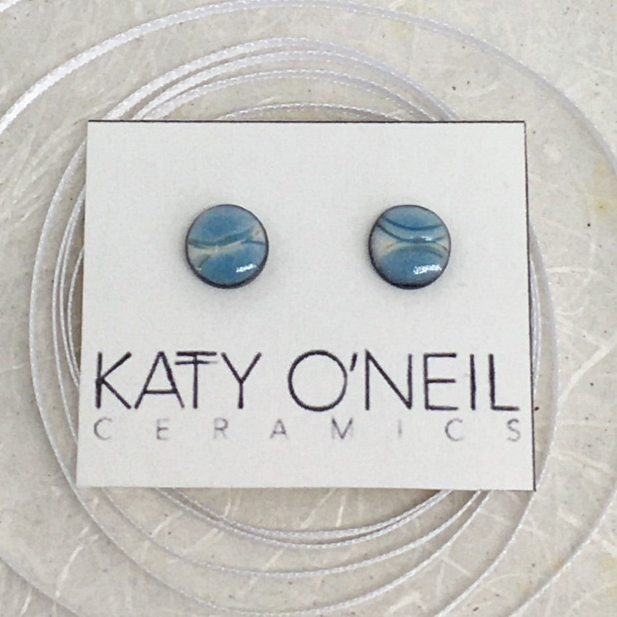 Small Round Earring 19