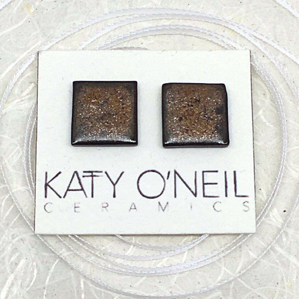 Large Square Earrings 24