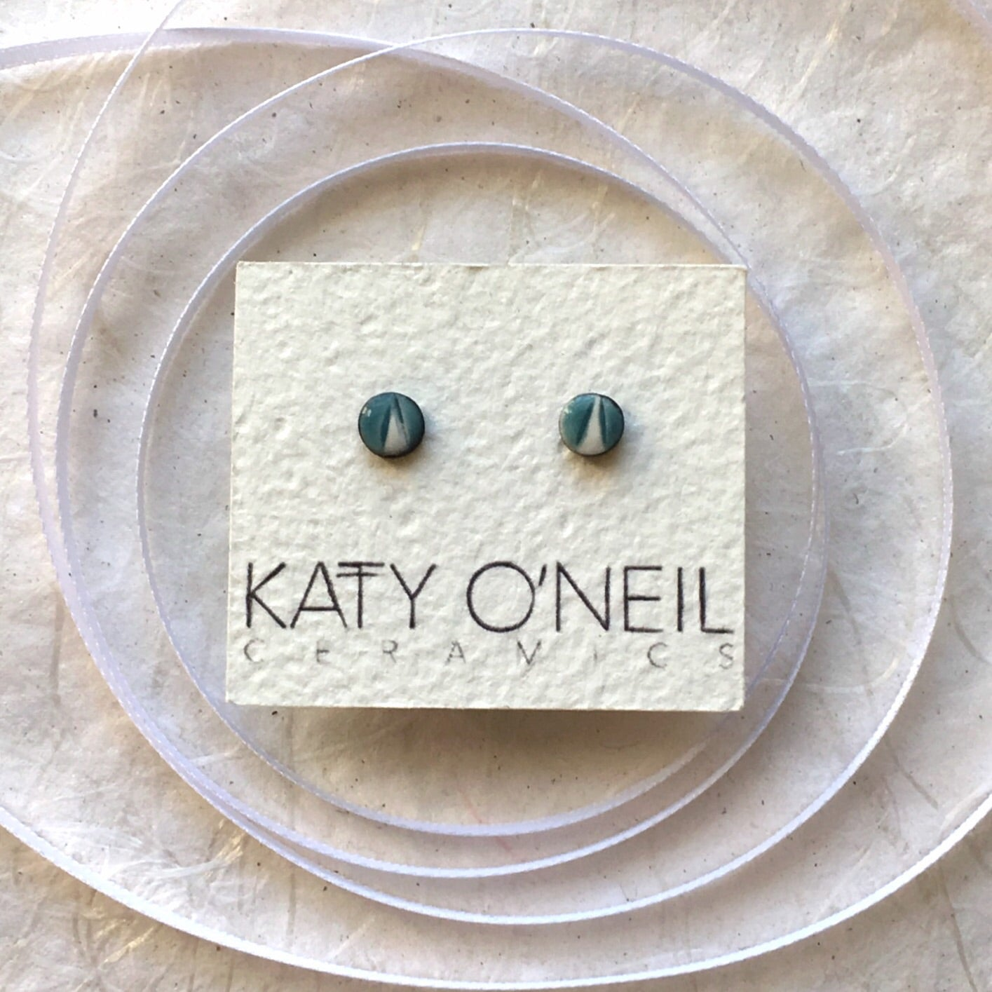 Tiny Round Earrings 7