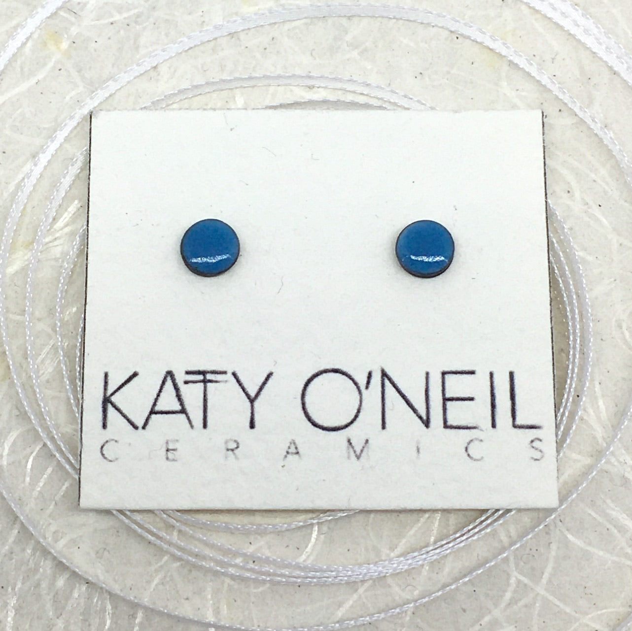 Tiny Round Earrings 43
