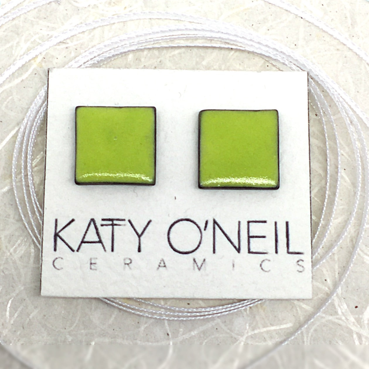 Large Square Earrings 21