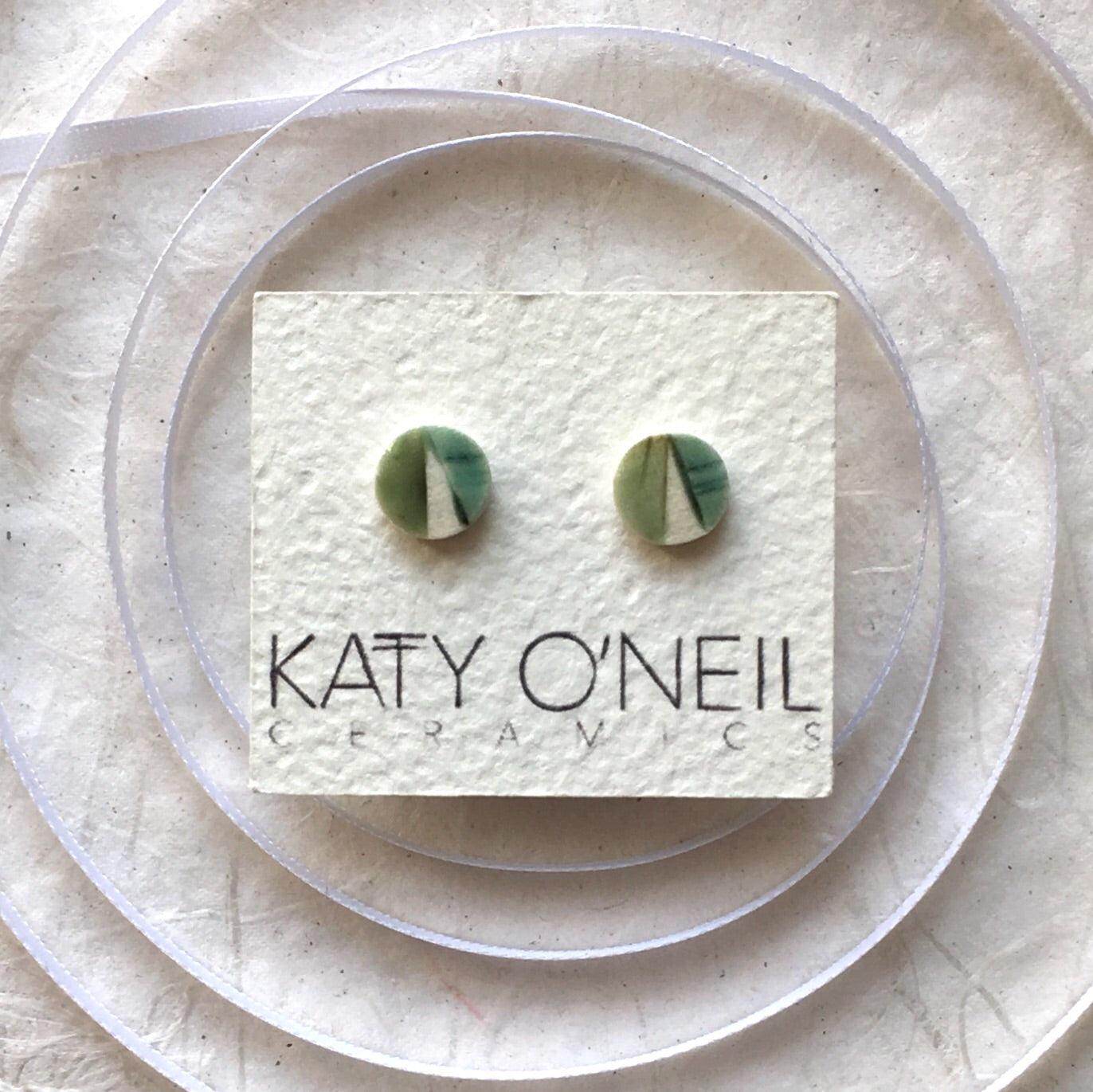 Small Round Earring 16