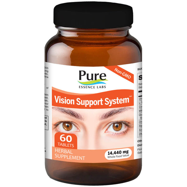 Vision Support System™ 60 Tabs