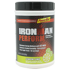 PowerBar Ironman Perform - Lemon-Lime - 2.06 lb - 097421390780