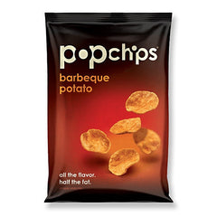 Popchips Popchips - Barbeque - 24  - 0110082666722004