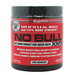 Muscle Meds No Bull XMT - Fruit Punch - 8.11 oz - 891597003884