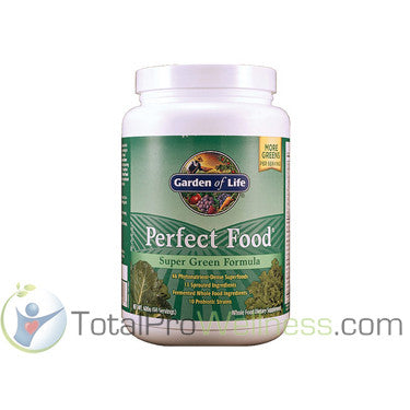 Perfect Food® - Green label 600g Powder