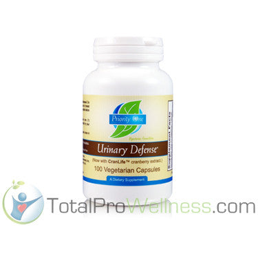 Urinary Defense 100 Vegetarian Capsules