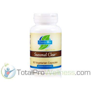 Seasonal Clear 90 Vegetarian Capsules