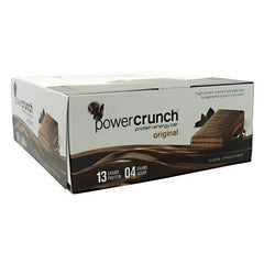 BNRG Power Crunch - Triple Chocolate - 12 ea - 644225722837