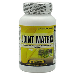 Vitalabs Joint Matrix - 90 Tablets - 092617011517