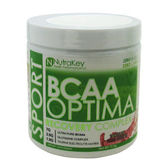 Nutrakey BCAA Optima - Tahitian Fruit Punch - 5 Servings - 784672681919