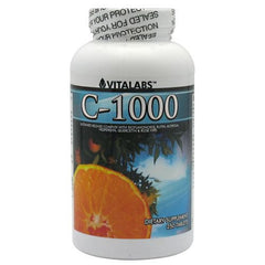 Vitalabs Vitamin C-1000 mg - 250 Tablets - 092617010831