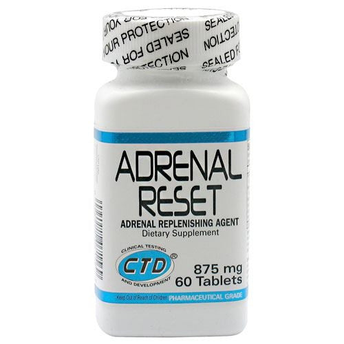 CTD Adrenal Reset - 60 Tablets - 094922071569