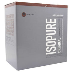 Natures Best Isopure - Dutch Chocolate - 20 Servings - 089094021030