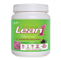 Nutrition53 Lean 1 Natural - Acai - 1.12 lb - 810033012426
