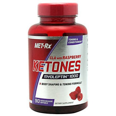 MET-Rx CLA with Raspberry Ketones - 90 Softgels - 786560528849